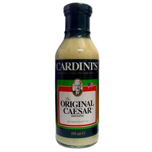 CARDINI CAESAR DRESSING ORIGINAL 350ML