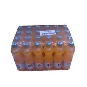 FANTA ORANGE ZERO 0,5L KASSE 24STK