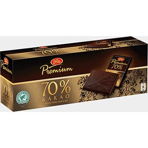 FREIA PREMIUM DARK MINI 70% 240G
