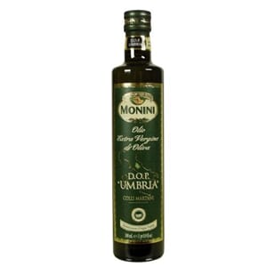 MONINI OLIVENOLJE UMBRIA EXTRA VIRGIN 0,5L