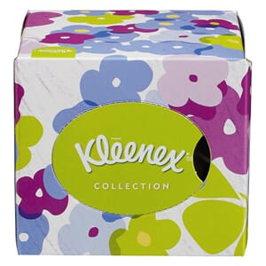 KLEENEX ANSIKTSSERVIETT COLLECTION 56STK