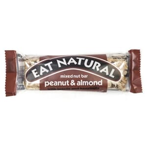 EAT NATURAL PEANUT ALMOND BAR 45G