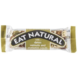 EAT NATURAL DATES & WALNUTS BAR 50G