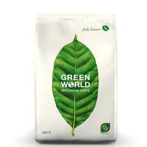 GREEN WORLD HEL FAIRTRADE ØKOLOGISK 500G