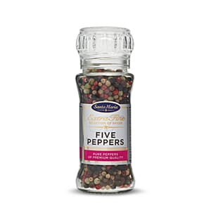 SANTA MARIA FIVE PEPPERS KVERN 60G