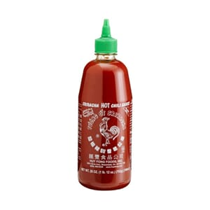 SRIRACHA SAUC HOT CHILLI 455ML