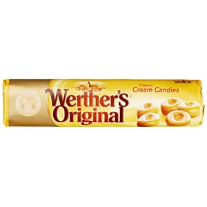 WERTHERS ORIGINAL KARAMELL 50G