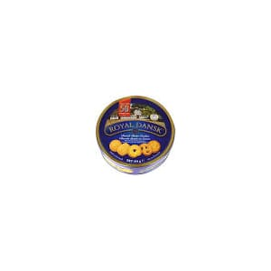 BUTTER COOKIES BUTTERFLY TIN 454G