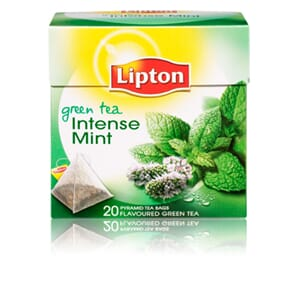 LIPTON GREEN TE INTENSE MINT 20POS