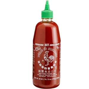 HOT SRIRACHA CHILISAUS 793G