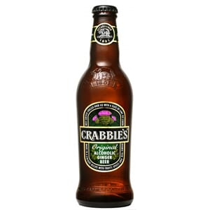 CRABBIES GINGER BEER 4% 0,5L STK