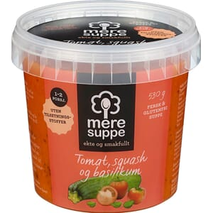 MERE MAT TOMAT SUPPE 530G