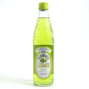 ROSES LIME CORDIAL MIXER 57CL