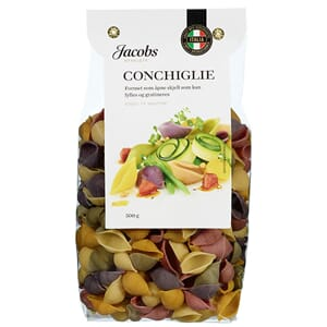 JACOBS PASTA CONCHIGLIE 500G