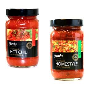 JACOBS PASTASAUS HOMESTYLE 450G