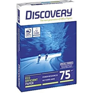 PK2500 DISCOVERY PAPER A4 75G XPRESSBOX