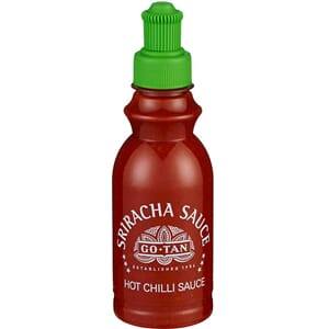 GO TAN SRIRACHA SAUS 215ML