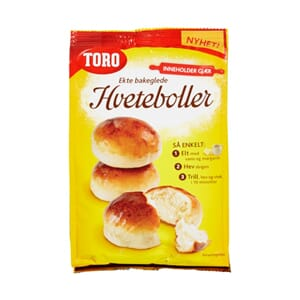 TORO HVETEBOLLER MIX 600G