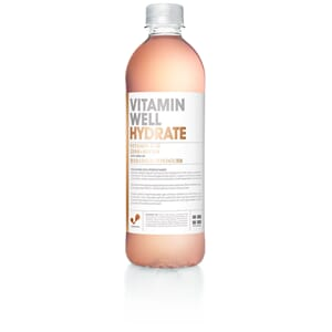 VITAMIN WELL HYDRATE RABARA 0,5L