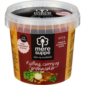 MERE MAT KYLLING SUPPE 500G