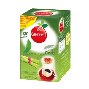 CANDEREL GREEN STICKS SUKETTER 130STK