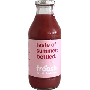 FROOSH JORDBÆR BANAN SMOOTHIE 250ML