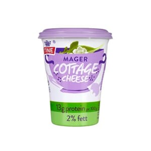 TINE COTTAGE CHEESE MAGER 400G