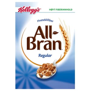 KELLOGGS ALL BRAN REGULAR 500G