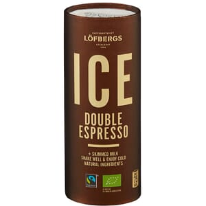 LØFBERGS ICE ESPRESSO DOUBLE 230ML