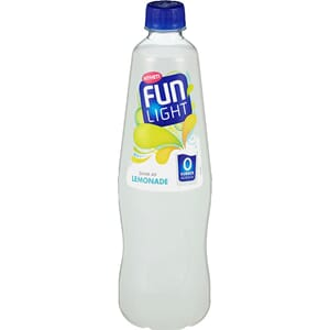 FUN LIGHT LEMONADE 0,8L