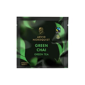 ARVID NORDQUIST GREEN CHAI TE 40POS