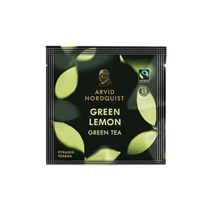 ARVID NORDQUIST GREEN LEMON TE 40POS