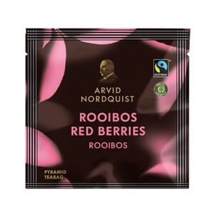 ARVID NORDQUIST ROOIBOS RUBY RED TE 40POS