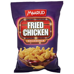 MAARUD FRIED CHICKEN 130G