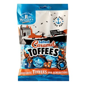 WALKERS SALTED CARAMEL 150G