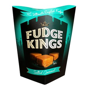 FUDGE KINGS SALT KARAMELL 150G