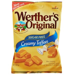 WERTHERS ORIGINAL KARAMELL 80G