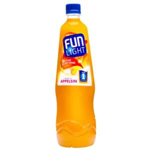 FUN LIGHT APPELSIN 0,8L