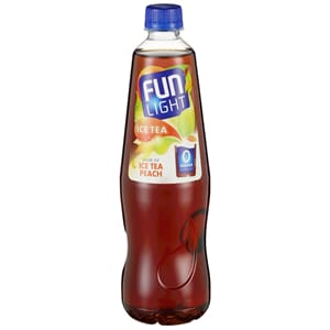 FUN LIGHT ICE TEA PEACH 1L