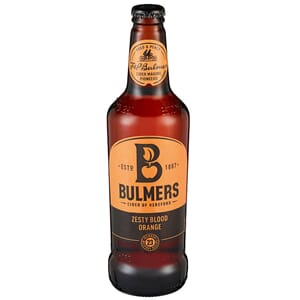BULMERS CIDER BLOOD ORANGE 0,5L FL STK