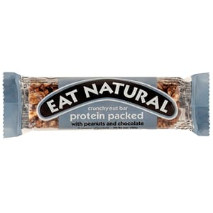 EAT NATURAL PEANUT CHOCOLATE BAR 45G