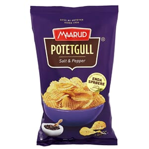 MAARUD POTETGULL SALT & PEPPER 250G