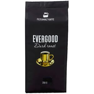 EVERGOOD DARK ROAST FILTER 250G