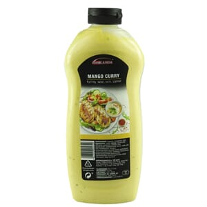 KANDA MANGO CURRY DRESSING 900ML