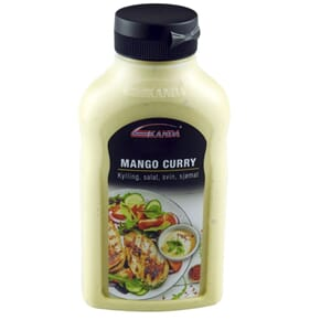KANDA MANGO CURRY DRESSING 300ML