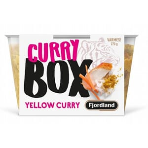 FJORDLAND BOX YELLOW CURRY SOUP 270G
