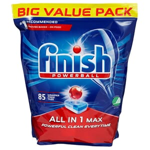 FINISH ALL-IN-1 MAX 85STK