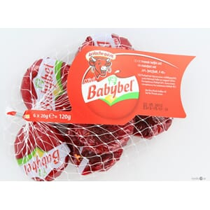 MINI BABYBEL 20G 6STK 120G