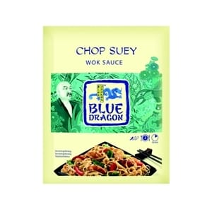 BLUE DRAGON CHOP SUEY SAUS 120G