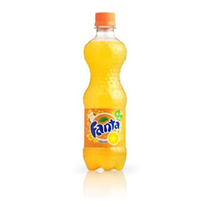 FANTA ORANGE 0,5L 1STK